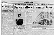 Racconti della visita di Carducci a Cremona