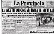 L'impossibilità di conciliare la libertà di Trieste con la dittatura di Tito