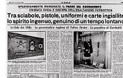 Il Museo del Risorgimento, cronaca vivida e sincera del passato