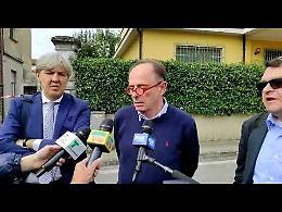 VIDEO Accertamenti dei Ris, le dichiarazioni degli avvocati