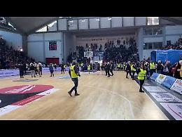 VIDEO Il commento di Fabrizio Barbieri dopo Vanoli-Brindisi