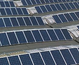 Impianto fotovoltaico nella scuola dell'infanzia