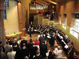The Chapel Choir of Robinson College Cambridge a Crema Domenica 22
