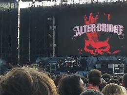 Aerosmith, Alter Bridge, Extreme: Live Report Rho 25 giugno 2014