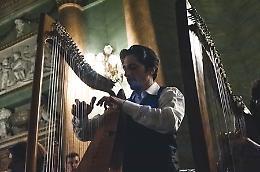 ''Un Pizzico di Corda'' Fabius Constable & the Celtic Harp Orchestra Venerdi 5 settembre