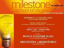 La Festa Europea della Musica . Musica Lab con Carreri, in serata Tartamella e Satta