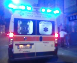 Sbalzato dalla bicicletta, ciclista finisce in ospedale