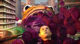 """Nicola Gastaldi, digital artist cremonese, è fra gli autori del video """"Leftfield & Sleaford Mods - Head And Shoulders """""""