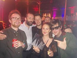 Al cremonese Nicola Gastaldi la vittoria agli Uk Music Awards per il video di Head & Shoulders
