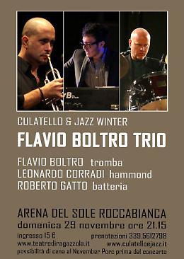 Flavio Boltro, Leonardo Corradi e Roberto Gatto Domenica 29