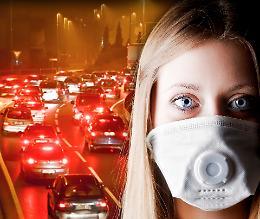 Covid: l'inquinamento dell'aria non aumenta la trasmissione