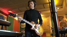 La musica di Paul McCartney per le emoji di San Valentino