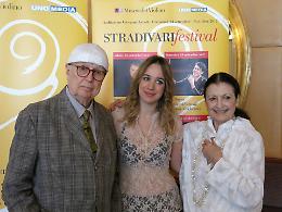 Cremona. STRADIVARIfestival Domenica 30 settembre Carla Fracci  in scena al Museo del Violino con lo spettacolo  Danza e musica per Stradivari