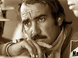 Clay Regazzoni, voglia di vincere.