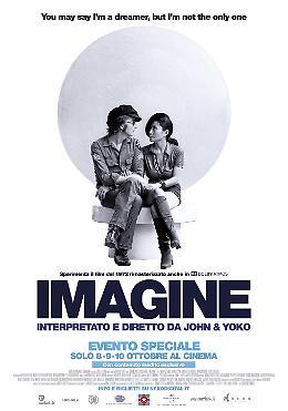Nelle sale arriva 'Imagine'