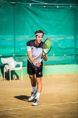 Torneo Eridanea,   weekend di grande tennis