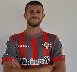 Cremonese, confermato il centrocampista Luca Valzania