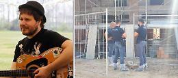 Cadavere trovato in un cantiere edile, la vittima è Mauro Pamiro