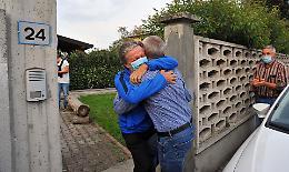 Padre Gigi libero: 'Ho sognato a lungo questo giorno'