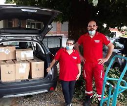 San Vincenzo e Cri aiutano 40 famiglie