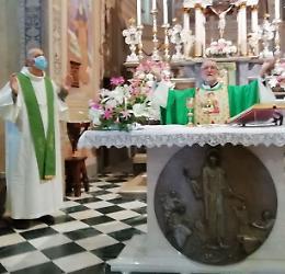 Padre Gigi Maccalli: 'Emozione come alla prima messa'