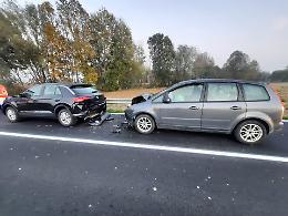 Tamponamento sulla Quinzanese, feriti e traffico in tilt