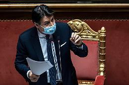 Conte, fiducia stretta al Senato: 156 sì e 140 no