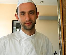 Coppa del Mondo del Panettone, Valerio Santi in finale