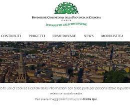 Fondazione Comunitaria della Provincia di Cremona, 400mila euro per il non profit