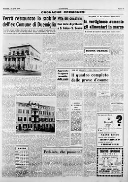 Ricerca sulle origini del palazzotto di Duemiglia