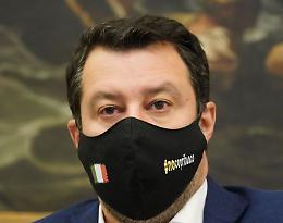 """Giustizia, Salvini """"Raccoglieremo firme con i radicali per referendum"""""""