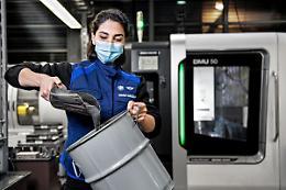 Con il riciclo BMW Group risparma 7 tonnellate di tungsteno all'anno