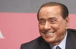 """Centrodestra, Berlusconi """"Avanti con Salvini, uniti al voto"""""""