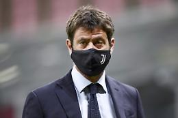 """Agnelli """"Superlega? Non temo minacce Uefa, torni il dialogo"""""""