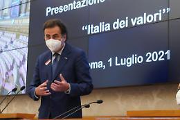 """Italia dei Valori torna in Parlamento """"Opposizione costruttiva"""""""