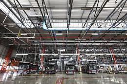 La produzione industriale recupera a giugno, attese ancora favorevoli