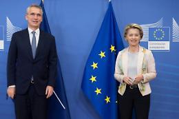 "Afghanistan, Von der Leyen ""Ue e Nato devono restare uniti"""