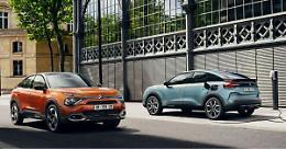 Ottimo debutto per le nuove Citroën C4 ed ë-C4 100% ëlectric