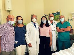 Policlinico di Bari, raro intervento di protesi d'anca su una 14enne