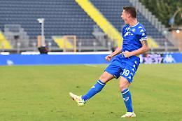L'Empoli passa all'Arechi, 4-2 alla Salernitana