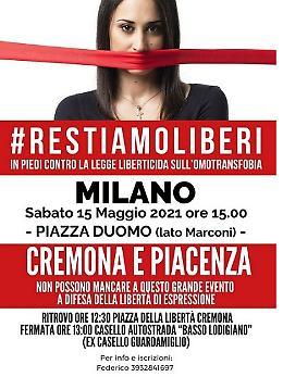 Il circolo di Cremona di Pro Vita & Famiglia a Milano