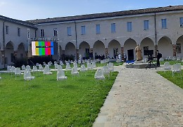 Il Presidente a Cremona. Diretta da piazza del Comune