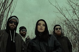 Road to Luppolo JINJER in concerto