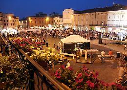 Casalmaggiore torna a vivere con Piazza Spagna