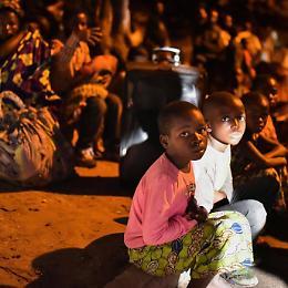 «Sos Congo, il mondo se ne  frega»
