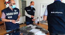 Traffico internazionale di profumi contraffatti, 15 denunce