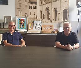 San Domenico, torna l'ex presidente Cabini