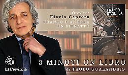"""Flavio Caprera presenta """"Franco D'Andrea. Un ritratto"""""""