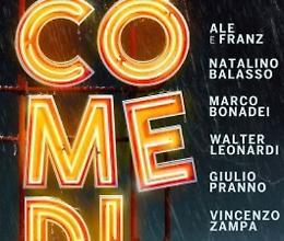 """Comedians"" CremArena Cinema Cinema"