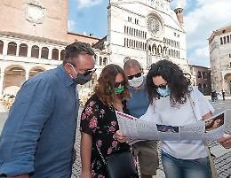 Cremona, c'è il ritorno dei turisti. Primi segnali di ripresa